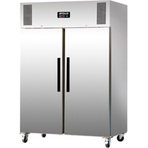 Apollo Agnfu2 Double Door Freezer